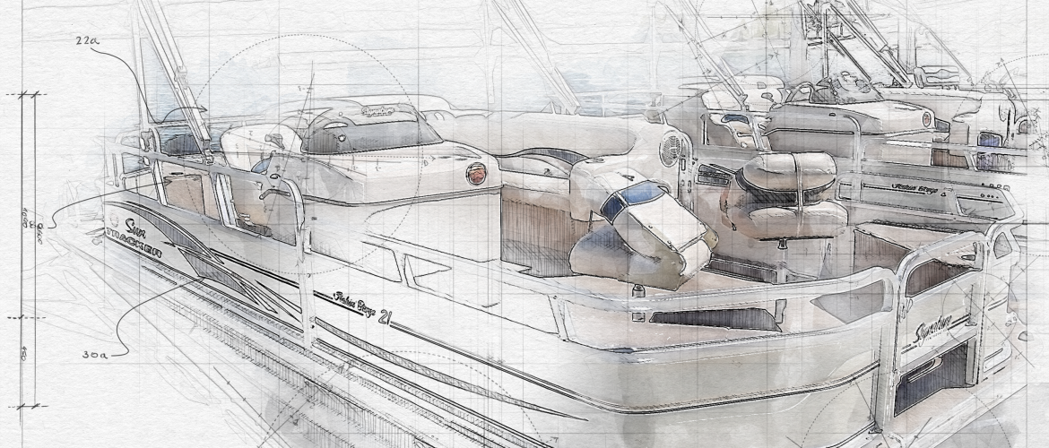 marine boat blue print for electric boats and lead acid conversion to lithium-ion